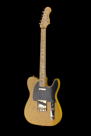 Butterscotch Blond 50's Tele